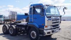 Nissan. Седельный тягач, 26 507 куб. см., 20 000 кг.