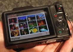 Casio Exilim Hi-Zoom EX-H5. 10 - 14.9 Мп, зум: 5х