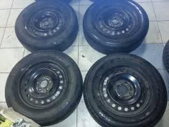 Nissan. 6.5x16, 5x114.30, ЦО 66,1мм.