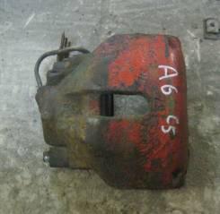 Суппорт тормозной. Audi A6, C5