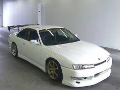 Обвес кузова аэродинамический. Nissan Silvia, S14