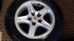 Продам зимние Шипованные колеса на дисках 215/65/16 в самаре. 6.5x16 5x114.30 ET35