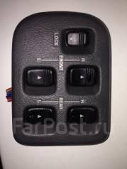 Кнопка стеклоподъемника. Daihatsu Charade, G102S