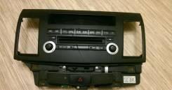 Консоль панели приборов. Mitsubishi Lancer X