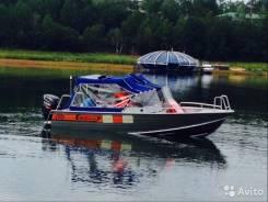 Wellboat. Год: 2012 год, длина 5,52м., двигатель подвесной, 60,00л.с., бензин