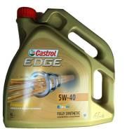 Castrol Edge. Вязкость 5W-40, синтетическое