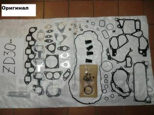 Ремкомплект двигателя. Nissan Patrol, Y61 Двигатель ZD30DDTI
