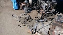 Механическая коробка переключения передач. Toyota Hiace Regius