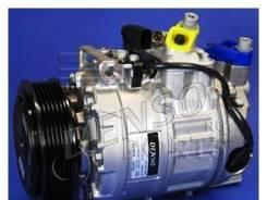 Компрессор кондиционера. Volkswagen Touareg, 7L6, 7LA Audi Q7, 4LB Двигатели: AXQ, AYH, AZZ, BAA, BAC, BAN, BAR, BHK, BHL, BJN, BKJ, BKL, BKS, BKW, BL...