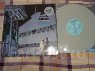 ДИПИ ШМОТ / Depeche Mode - Some Great Reward - 1984 DE LP серый винил