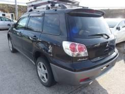 Задняя часть автомобиля. Mitsubishi Outlander, CU5W, CU2W Mitsubishi Airtrek, CU5W, CU2W, CU4W Двигатели: 4G64, 4G63, 4G69