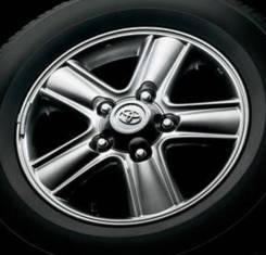 "Колпаки Toyota Land Cruiser 100, 200. Диаметр 18"", 1 шт."