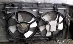 Радиатор охлаждения двигателя. Nissan Cefiro Двигатель VQ20DE