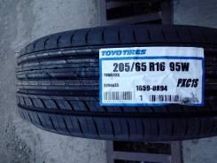 Toyo Proxes 1. Летние, 2015 год, без износа, 4 шт