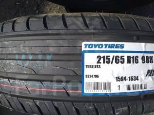 Toyo Proxes. Летние, 2015 год, без износа, 4 шт