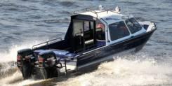 Northsilver. Год: 2017 год, длина 7,45м., двигатель подвесной, 300,00л.с., бензин. Под заказ