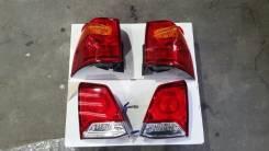Защита стоп-сигналов. Toyota Land Cruiser, URJ202 Двигатель 1URFE. Под заказ