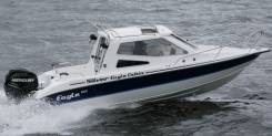 Silver. Год: 2016 год, длина 6,50м., двигатель подвесной, 175,00л.с., бензин. Под заказ
