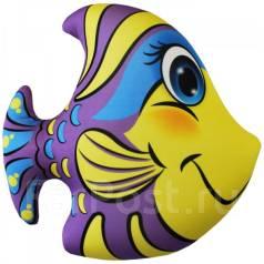 Игрушка Рыбка фиолетовая. Под заказ