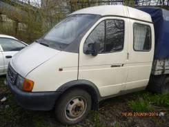 Авто на запчасти. ГАЗ Газель ГАЗ ГАЗель, 33023 Двигатель 402