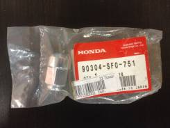 Гайка на колесо. Honda: Saber, Civic Hybrid, Ballade, Mobilio, Capa, Fit, Avancier, Stream, Rafaga, Accord, Civic Ferio, City, Vigor, Ascot Innova, CR...