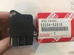 Датчик расхода воздуха Toyota JZ, VZ, NZ, ZZ, SZ, AZ 22204-22010