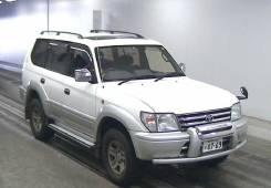 Toyota Land Cruiser Prado. RZJ90W, 3RZFE