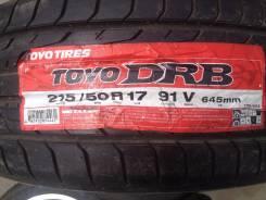 Toyo DRB. Летние, 2012 год, без износа, 2 шт
