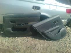 Обшивка двери. Nissan Tiida Latio, SNC11, SZC11, SC11, SJC11