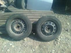 Колесо запасное. Nissan Tiida Latio, SNC11, SZC11, SC11, SJC11