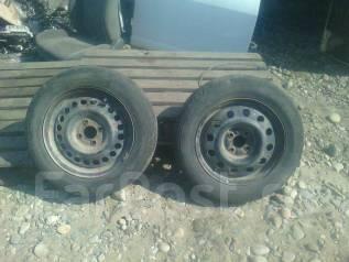 Колесо запасное. Nissan Tiida Latio, SC11, SJC11, SNC11, SZC11
