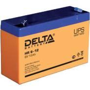 Delta. 12 А.ч., правое крепление, производство Китай