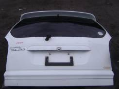 Дверь багажника. Subaru Traviq, XM220 Двигатель Z22