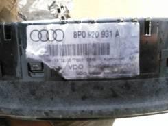 Панель приборов. Audi A3 Audi S3