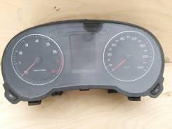 Панель приборов. Audi A1