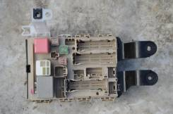 Блок предохранителей салона. Toyota Corolla, ZRE151 Двигатель 1ZRFE