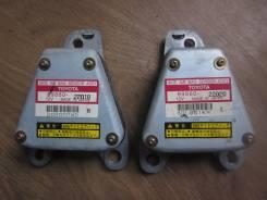Блок управления airbag. Toyota Mark II, JZX105, JZX100, GX100, JZX101, LX100 Toyota Chaser, GX100, JZX101, JZX100, LX100, JZX105, SX100 Двигатели: 2LT...