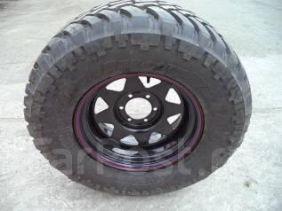 Колёса новые грязевые 285/70R17 Durun M/T. 8.0x17 6x139.70 ET-20