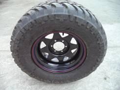 Колёса новые грязевые 285/70R17 Durun M/T. 8.0x17 5x139.70 ET-20. Под заказ