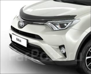 Дефлектор капота. Toyota RAV4. Под заказ