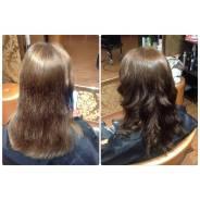 Лечение волос.