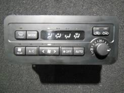 Блок управления климат-контролем. Toyota Lite Ace Noah, SR50G, SR50