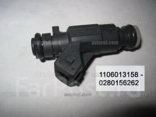 Инжектор. Geely CK, 123456789 Geely MK Geely Otaka Двигатель 987654321