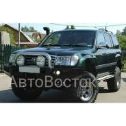 Силовые бампера. Toyota Land Cruiser, FZJ100, HDJ100, HDJ100L, J100, UZJ100, UZJ100L, UZJ100W. Под заказ