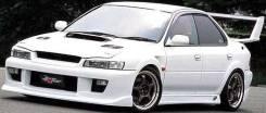 Накладка на фару. Subaru Impreza, GC1