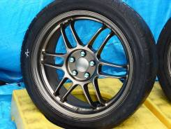 AME Tracer TSSC. 7.0x17, 5x100.00, ET48, ЦО 73,0 мм.