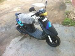 Honda Dio AF28 ZX. 49 куб. см., исправен, без птс, с пробегом