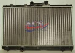 Радиатор охлаждения двигателя. Toyota Sprinter, AE110 Toyota Corolla, AE110, AE111, 10, EE111 Двигатели: 5AFE, 4AFE, 4EFE