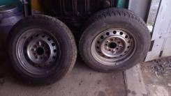 Dunlop 185/70 R14. x14 5x114.30