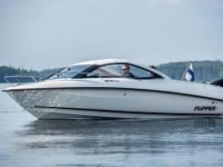 Flipper. Год: 2016 год, длина 6,25м., двигатель подвесной, 200,00л.с., бензин. Под заказ